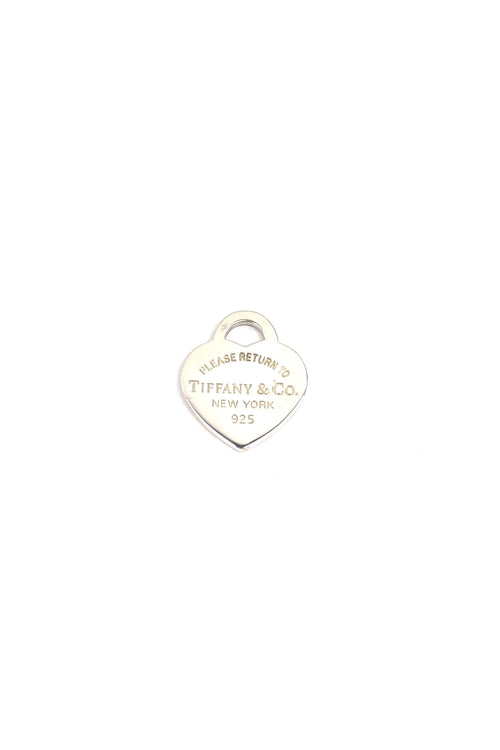 Sterling Silver Small Return To Tiffany Heart Pendant