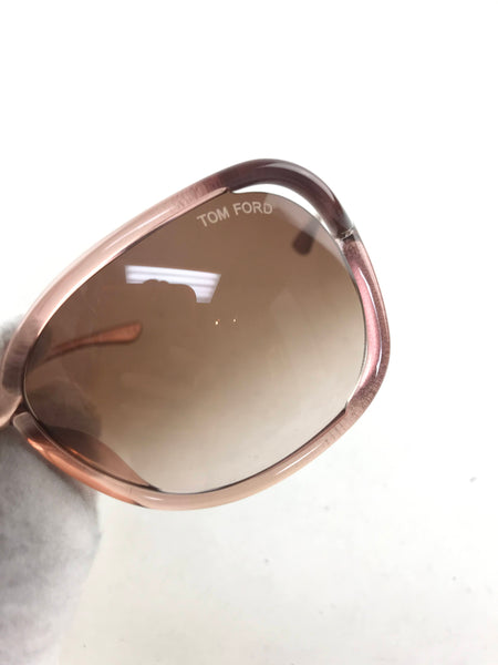 Bronze/Brown Acetate Raquel Sunglasses
