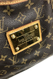 Monogram Canvas Galleria PM Bag