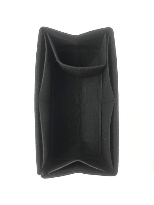 Black Medium Felt Bag Insert/Organizer