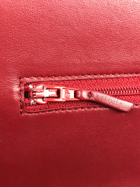 Red Wallet On Chain W/SHW