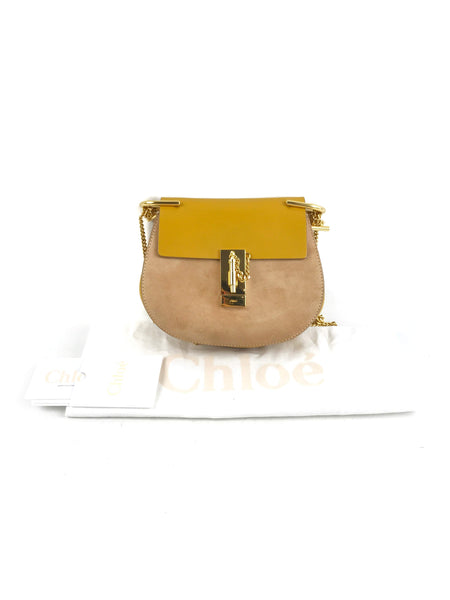 2 Tones Drew Mini Shoulder Bag