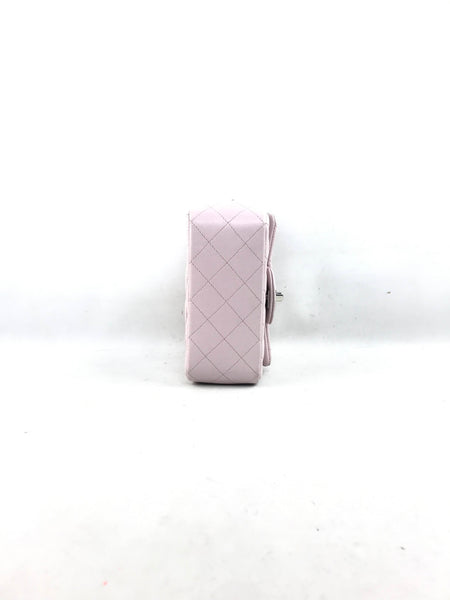 Light Pink Quilted Mini Square W/SHW