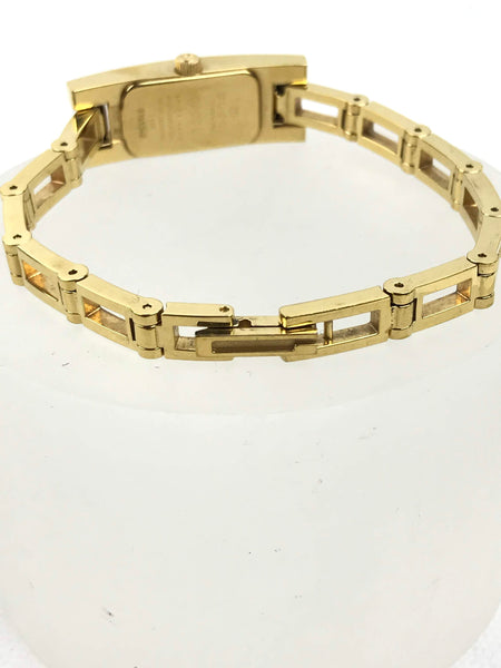 Gold Plated 3900L Lady's Quartz Watch