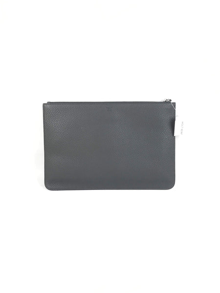 Asfalto Roma Leather Slim Pouch