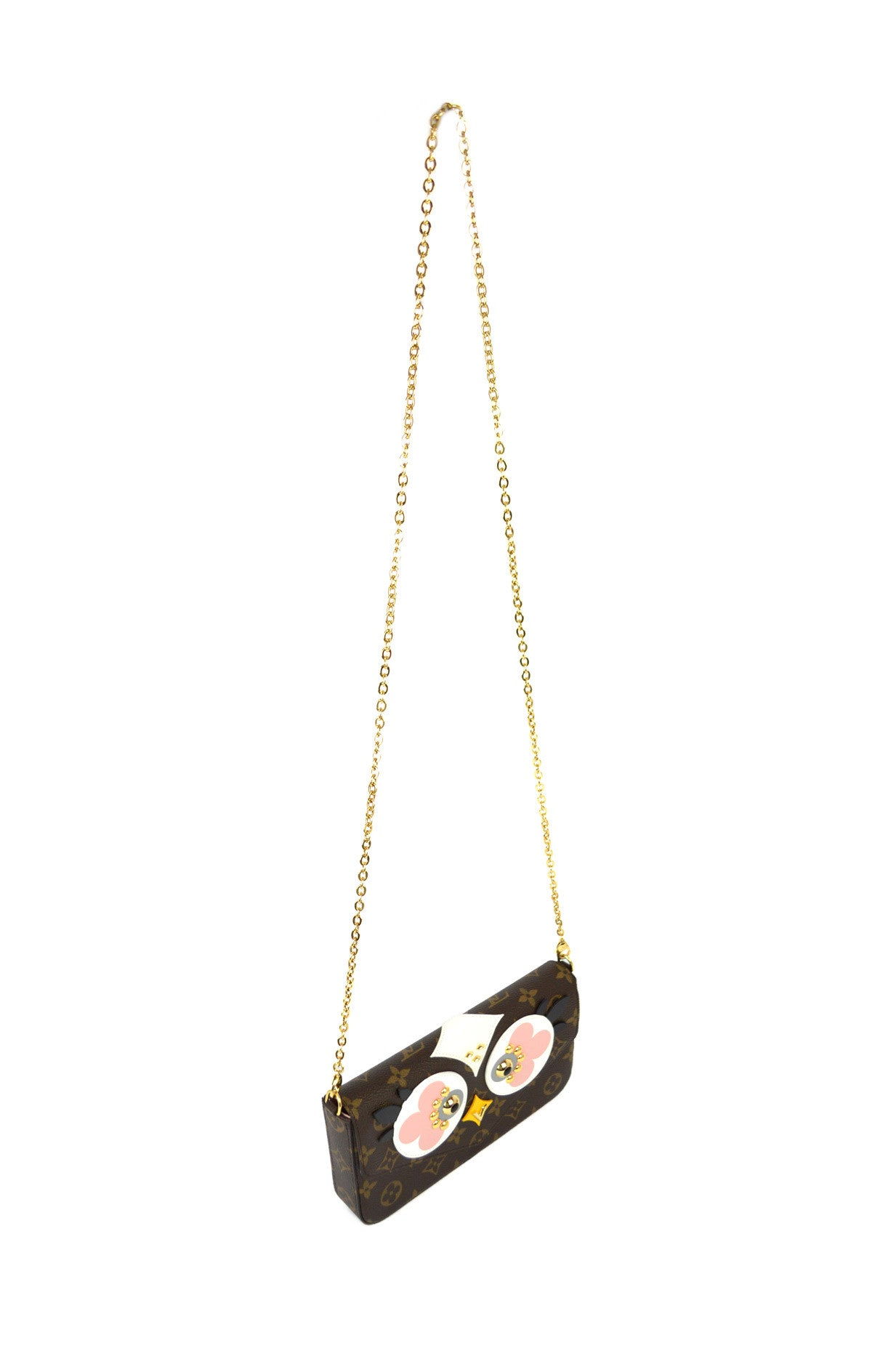 Limited Edition Owl Felicie Pochette
