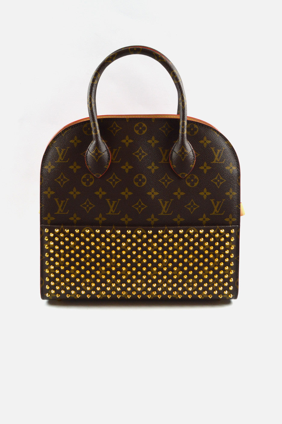 Limited Edition Monogram Iconoclasts Christian Louboutin Shopping Bag