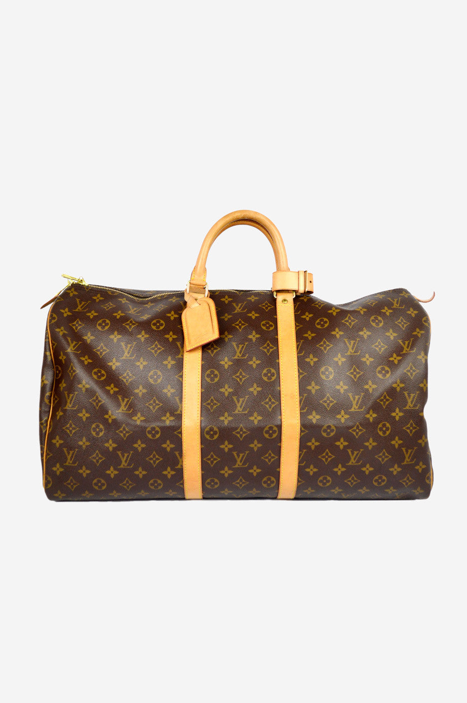 Monogram Coated Canvas Keepall 55 - ON LAYAWAY