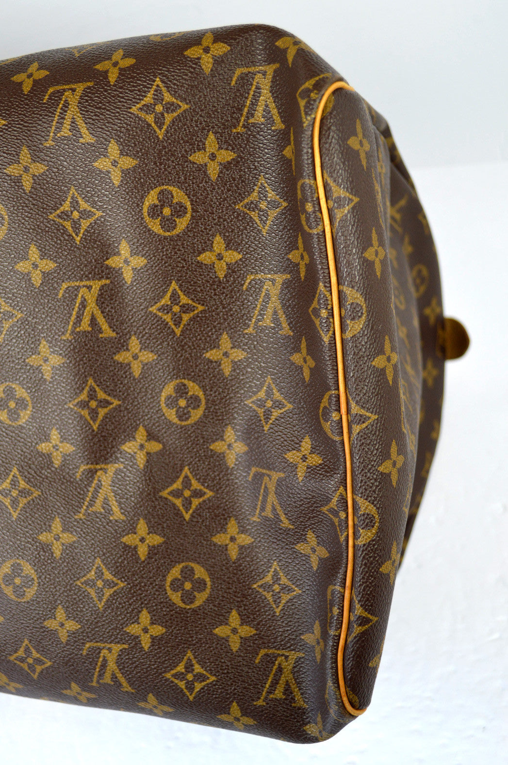 Monogram Coated Canvas Keepall 55