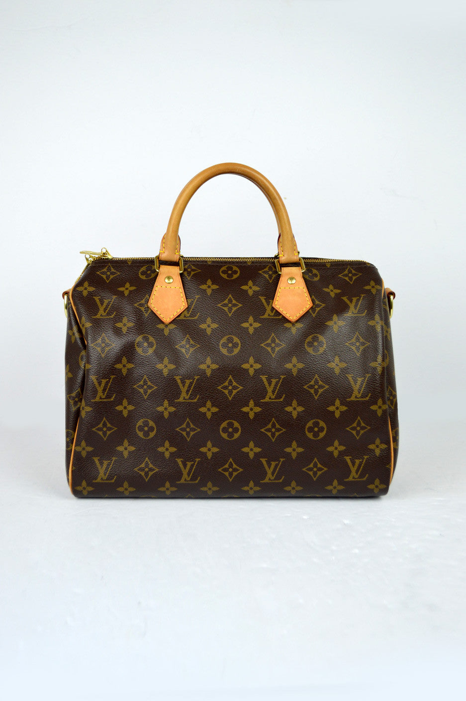 Monogram Coated Canvas Speedy Bandouliere 30 - ON LAYAWAY