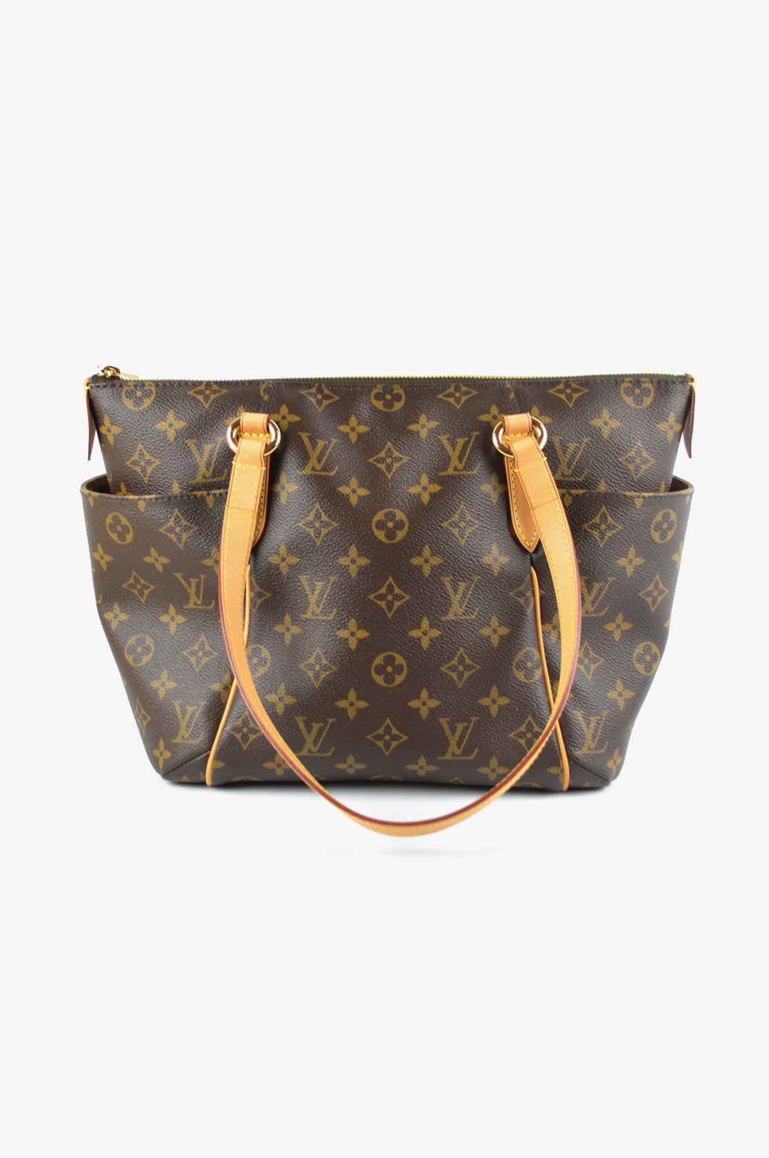 Monogram Canvas Totally PM Tote