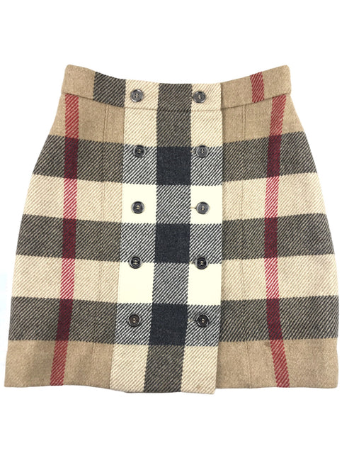 100% Lambswool Skirt