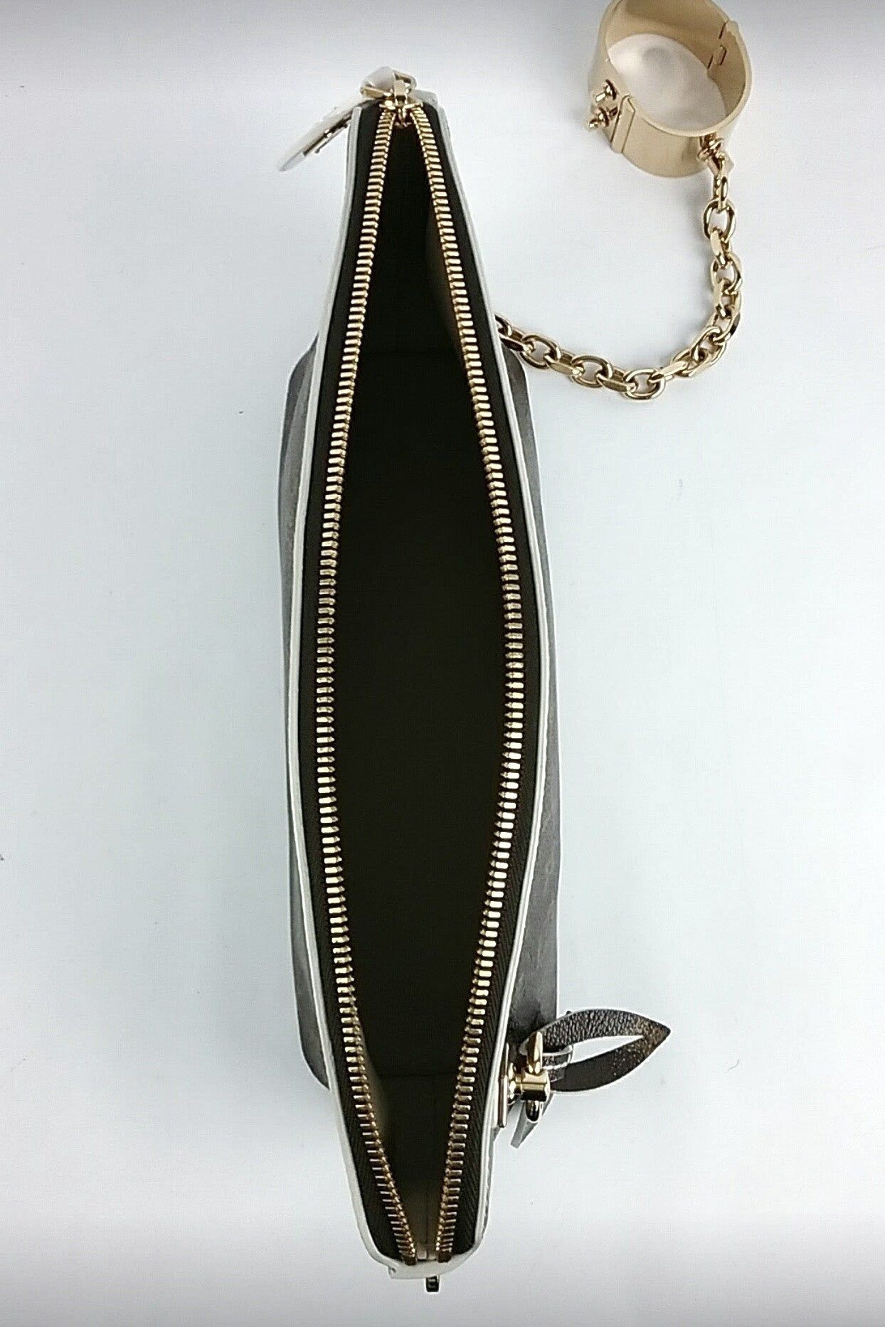 FW 2011/12 Monogram Handcuff Clutch