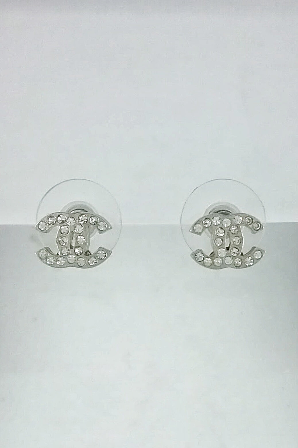 CC Crystal Earrings
