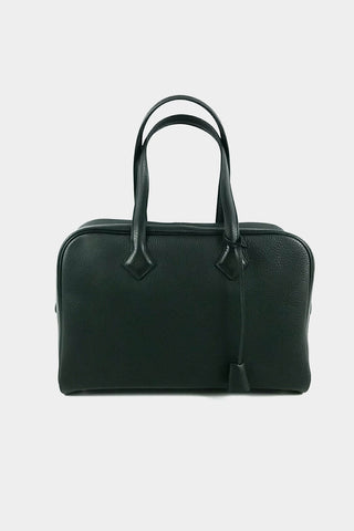 Black Clemence Victoria II Bag