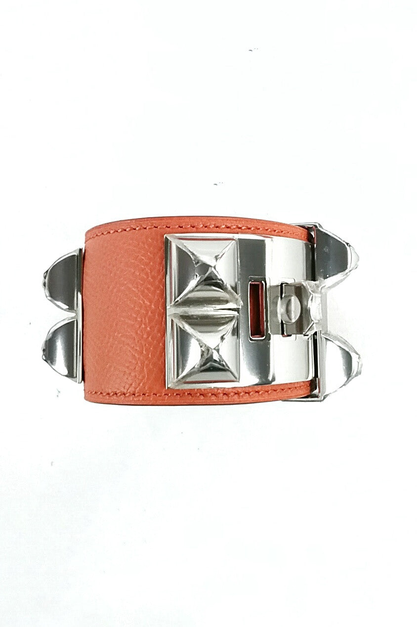 Orange Epsom H Collier de Chien (CDC) SHW