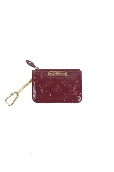 Griotte Vernis Key Pouch