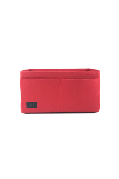 Red Large Felt Bag Insert/Organizer