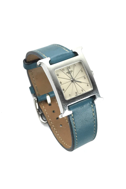 Bleu Jeans Swift Heure H 21 mm Watch W/PHW