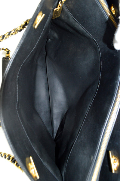 Black Lambskin Supermodel Weekender Bag GHW - On Layaway for Leah - Haute Classics