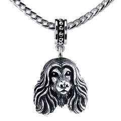 Afghan Hound Pendant Necklace