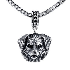 Australian Shepherd Pendant Necklace