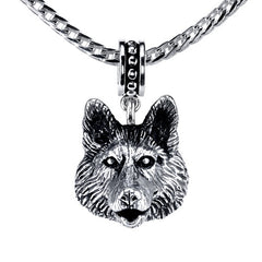 Belgian Tervuren Pendant Necklace