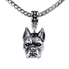 Boxer Pendant Necklace