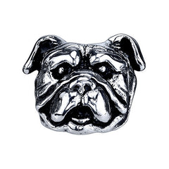 Bulldog - English Bulldog 2 Charm Bead