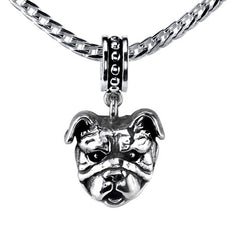 Bulldog - English Bulldog 2 Pendant Necklace