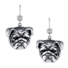 Bulldog - English Bulldog Earrings