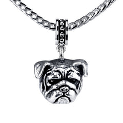Bulldog - English Bulldog Pendant Necklace