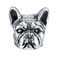 Bulldog - French Bulldog Charm Bead