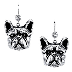 Bulldog - French Bulldog Earrings