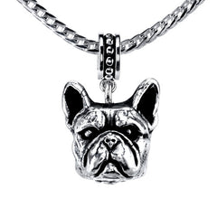 Bulldog - French Bulldog Pendant Necklace
