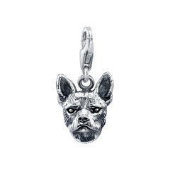 Boston Terrier Dog Charm