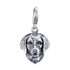 Gabbana Lab Dog Charm