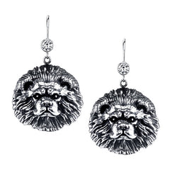 Chow Chow Earrings
