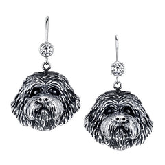 Cockapoo Earrings