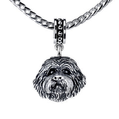 Cockapoo Pendant Necklace