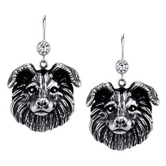 Collie - Border Collie Earrings