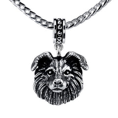 Collie - Border Collie Pendant Necklace