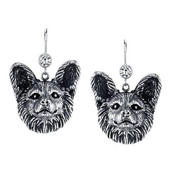 Corgi - Pembroke Welsh Corgi Earrings