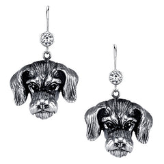 Dachshund - Wirehaired Dachshund Earrings