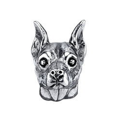 Doberman - Miniature Pinscher Charm Bead