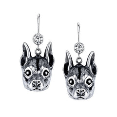 Doberman - Miniature Pinscher Earrings