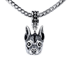 Doberman - Miniature Pinscher Pendant Necklace