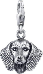 Dachshund -Wirehaired Dachshund Dog Charm