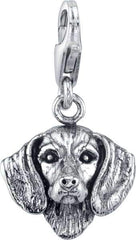 Dachshund - Smooth Haired Dachshund Dog Charm