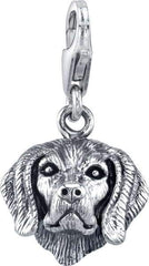 Hound - Coonhound Dog Charm